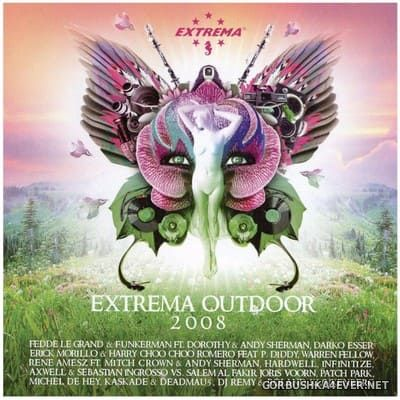 [Cloud 9] Extrema Outdoor 2008 [2008] Mixed by Arjan Rietvink