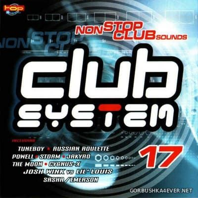 [EVA] Club System 17 [2000] Mixed by Sven Lanvin