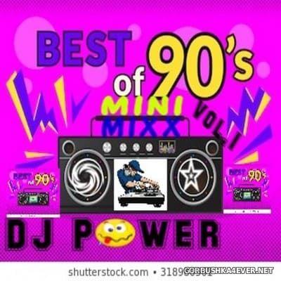 DJ Power - 90's Minimix vol 1 [2020]