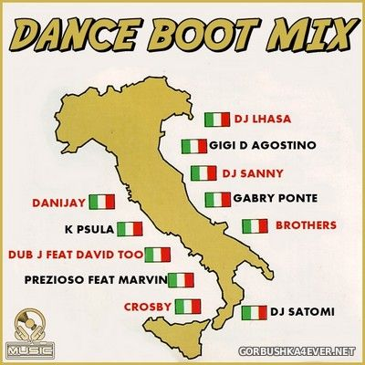 Dance Boot Mix [2020] by Jose Palencia