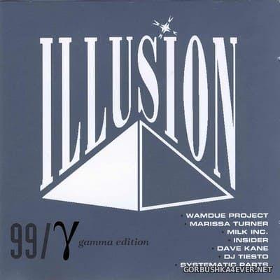 [EMI] Illusion 99 - The Gamma Edition [1999] / 2xCD