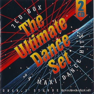 The Ultimate Dance-Set [1993] / 2xCD