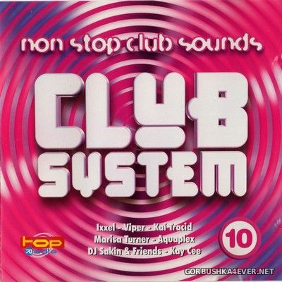 [EVA] Club System 10 [1998] Mixed by Sven Lanvin