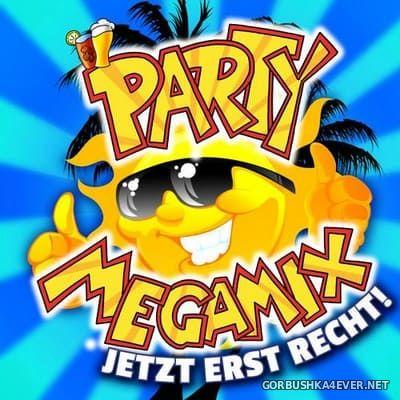 Party Megamix - Jetzt erst recht! [2020]