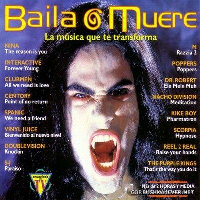 [Chrysalis] Baila O Muere [1995] / 2xCD