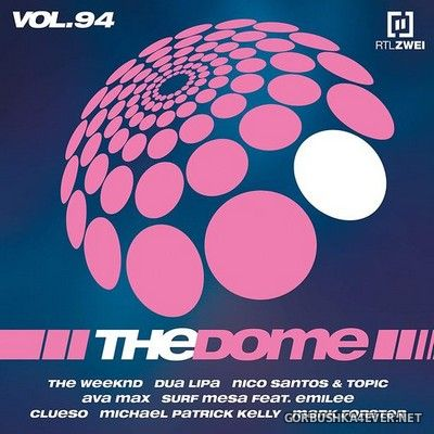 The Dome vol 94 [2020] / 2xCD
