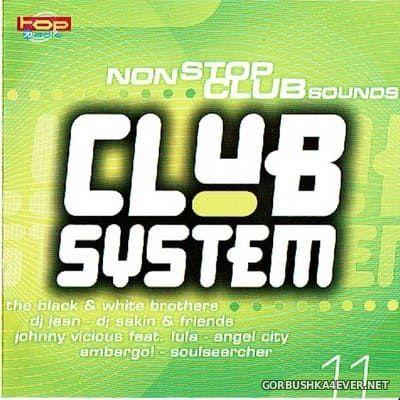 [EVA] Club System 11 [1999] Mixed by Sven Lanvin