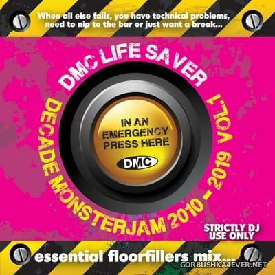 [DMC] Life Saver - Decade Monsterjam 2010 To 2019 vol 1 [2020] Mixed By Kevin Sweeney