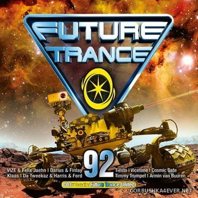 Future Trance vol 92 [2020] / 3xCD