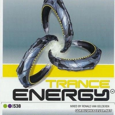 [ID&T] Trance Energy [2006] / 2xCD / Mixed By Ronald Van Gelderen