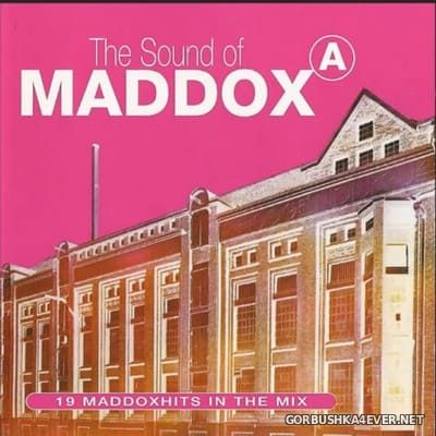 [Digidance] The Sound Of Maddox A [2000] Mixed by DJ Bas, DJ RX & DJ Ruthless