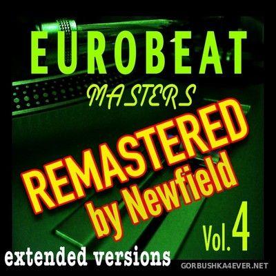 [DMI Music] Eurobeat Masters - Remastered vol 4 [2020]