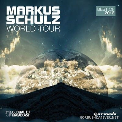 [Armada] World Tour 2012 [2012] / 2xCD / Mixed by Markus Schulz