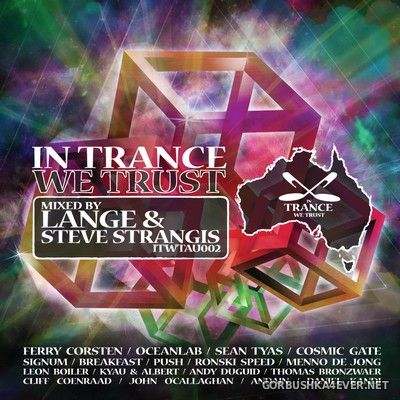 In Trance We Trust (Australia) 002 [2009] / 2xCD / Mixed by Lange & Steve Strangis