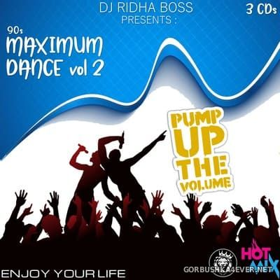 90s Maximum Dance vol 2 [2020] / 3xCD / Mixed by DJ Ridha Boss