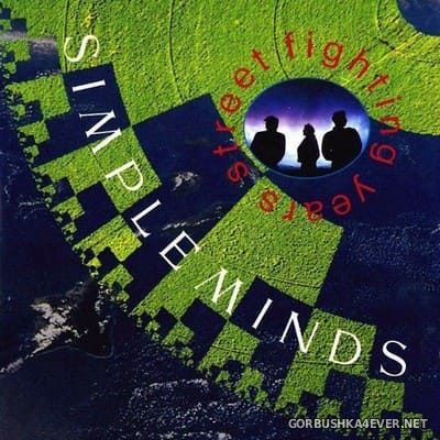 Simple Minds - Street Fighting Years [2020] / 2xCD / Remastered Expanded Edition