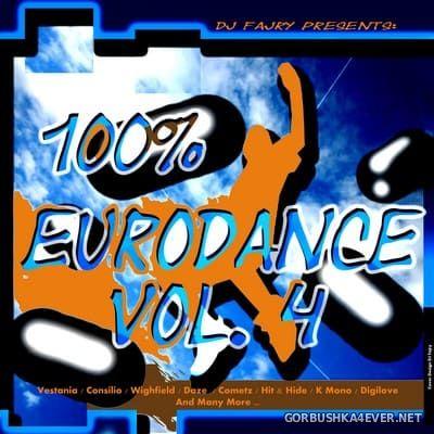 DJ Fajry - 100% Eurodance vol 4 [2007]