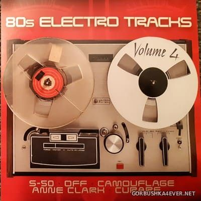 [ZYX] 80s Electro Tracks vol 4 [2020]