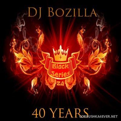 DJ Bozilla - The Black Series 24 [2013]