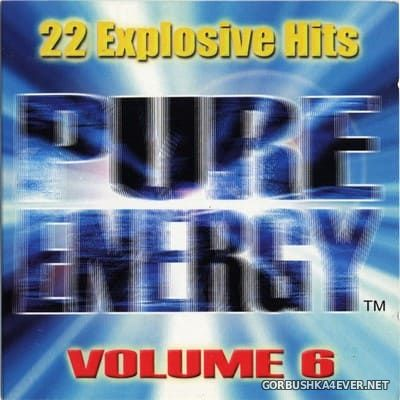 [SPG Music] Pure Energy volume 6 [1999]