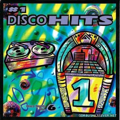 [Rebound Records] No1 Disco Hits (Disco Nights vol 6) [1994]
