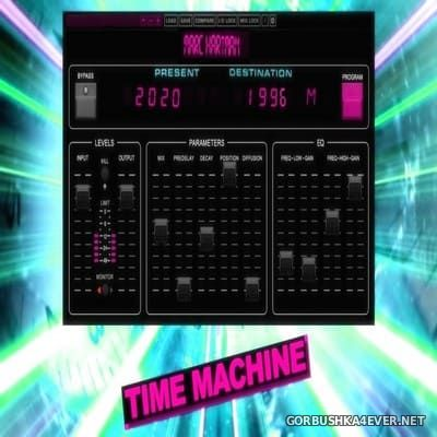 Marc Hartman - Time Machine YearMix 1996 [2020]