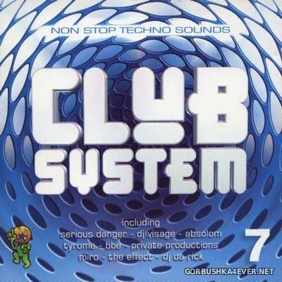 [EVA] Club System 7 [1998] Mixed by Sven Lanvin