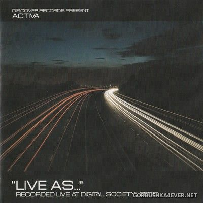 Live As... vol 6 [2009] Mixed By Activa
