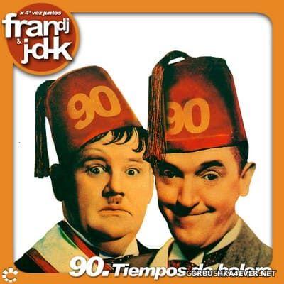 J-D-K & Fran DJ - 90 Tiempos de Bolero Mix [2005]