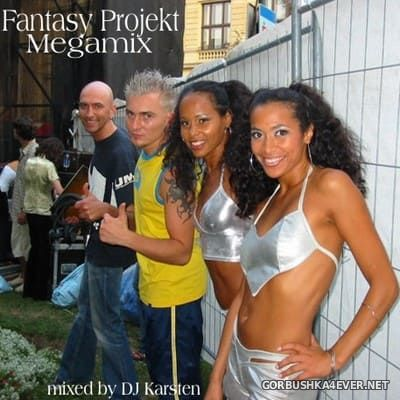 DJ Karsten - Fantasy Project Megamix [2014]