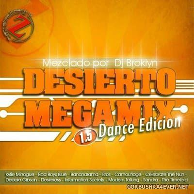 DJ Broklyn - Desierto Megamix 1.5 [2013]