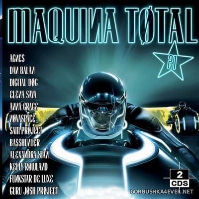 Maquina Total Mix 21 [2011]