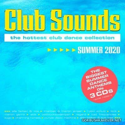 Club Sounds - Summer 2020 [2020] / 3xCD