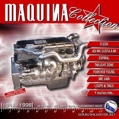 DJ Xeno - Maquina Collection Megamix [2006]