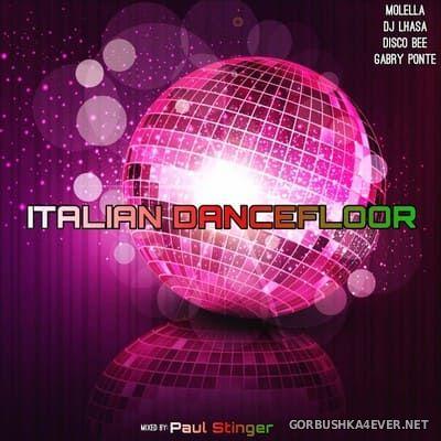 Italian Dancefloor [2020] Mixed By Paul Stinger