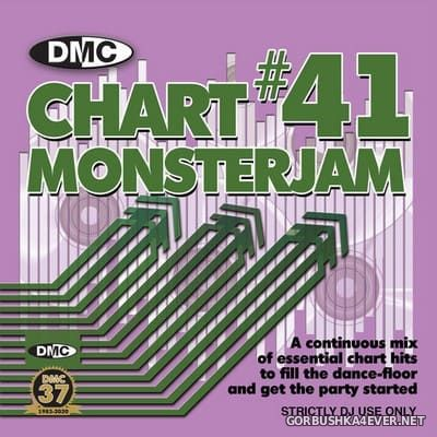 [DMC] Monsterjam - Chart 41 [2020] Mixed By Keith Mann