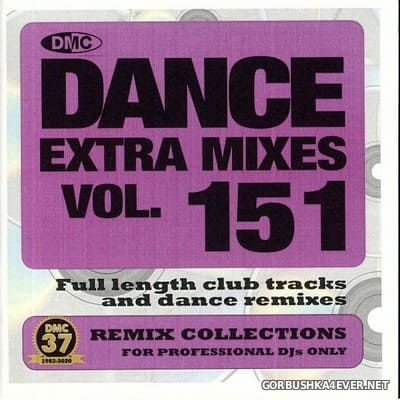 [DMC] Dance Extra Mixes 151 [2020]