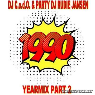 DJ CodO & DJ Rudie Jansen - Yearmix 1990 [2020] Part II