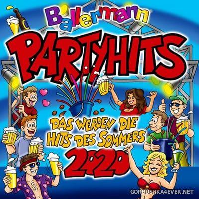 Ballermann Party Hits 2020 (Das Werden Die Hits Des Sommer) [2020]