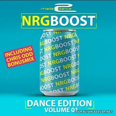 [Made2Dance] NRG Boost Dance Edition Volume 01 [2020]