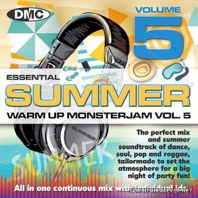 [DMC] Monsterjam - Essential Summer Warm Up vol 5 [2020] by DJ Ivan Santana