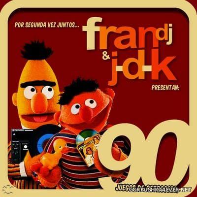 J-D-K & Fran DJ - 90 Juegos de Retroceso Mix [2005]