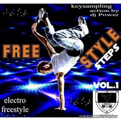 DJ Power - Freestyle Steps vol 1 [2020]