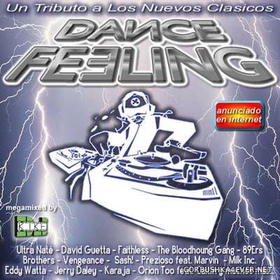 DJ Kike - Dance Feeling Megamix [2005]
