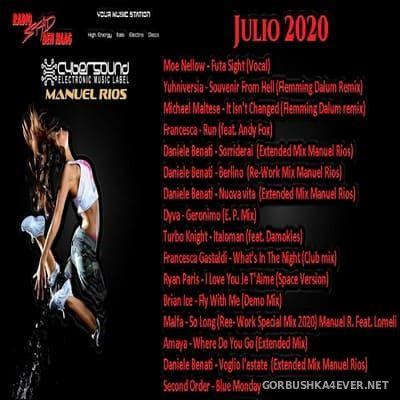 DJ Manuel Rios - Julio Mix 2020