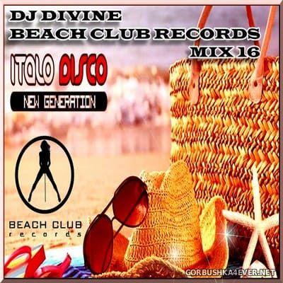 DJ Divine - Beach Club Records Mix 16 [2020]