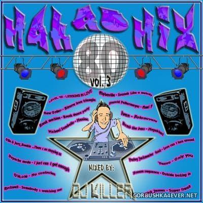 DJ Killer - Makromix 80 vol 3 [2010]