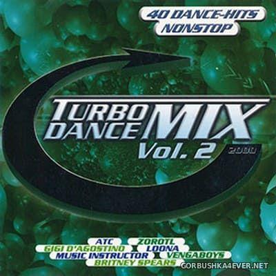 [BMG] Turbo Dance Mix 2000 vol 2 [2000] / 2xCD