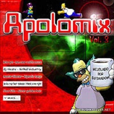 DJ Shadow - Apolo Mix 3 [2003]