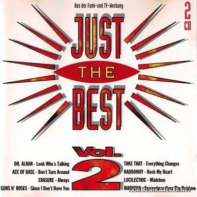 [Polystar] Just The Best vol 2 [1994] / 2xCD